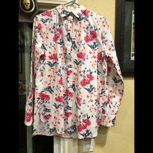 Lands' End long sleeve shirt